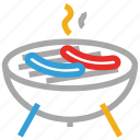 barbecue, barbecue grill, bbq, grill icon