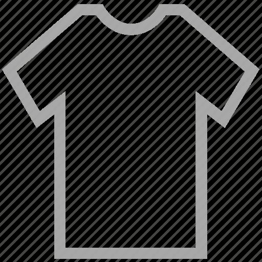 shirt, sports shirt, t-shirt, tee shirt icon