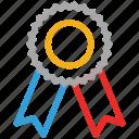 award, badge, medal, prize icon