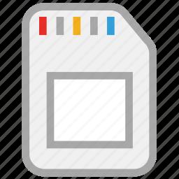 gsm sim card, sim, sim card chip, simcard icon