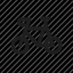 bicycle, bike, ride, skate, sport icon