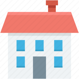building, cabin, house, hut, shack icon