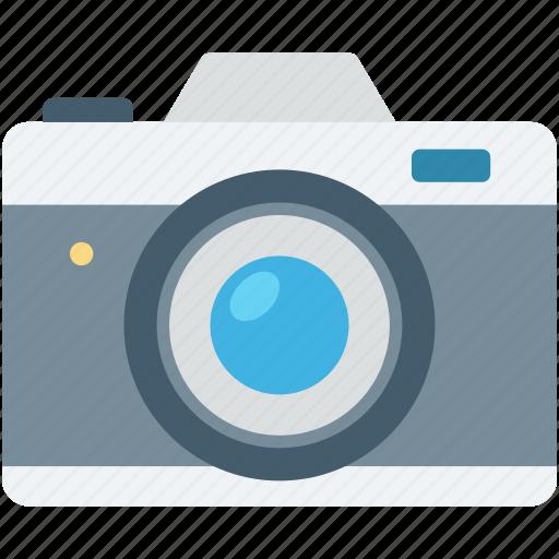 camera, digicam, digital camera, flash camera, photography icon