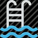 pool steps, swimming pool, pool stairs, pool ladders, swimming