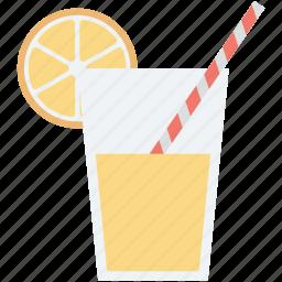 cold drink, drink, lemonade, refreshing juice, soft drink icon