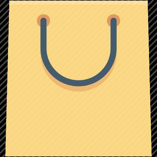grocery bag, shopper bag, shopping bag, supermarket bag, tote bag icon