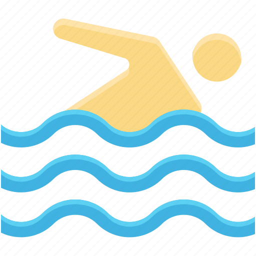 gymnast, swim, swimmer, swimming, swimming pool icon