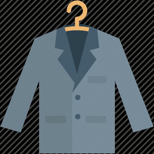 blazer, clothing, coat, coat hanger, jacket icon