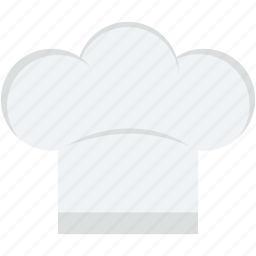 chef, chef hat, chef toque, cook, cook cap icon