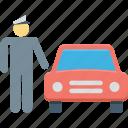 auto, car driver, driving, taxi, taxi driver icon