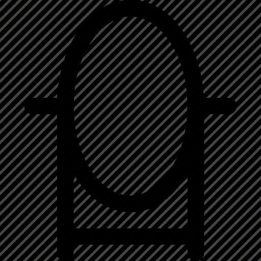 Bathroom, mirror icon - Download on Iconfinder on Iconfinder