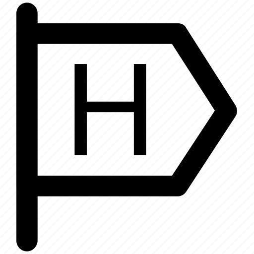 building, clinic, dispensary, hospital, hospital sign, medical center icon