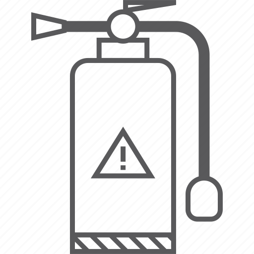 danger, emergency, extingusher, fire, help, safety, security icon