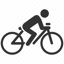 bicycle, cycle, cycling, rental bicycle, sport, training, travel icon