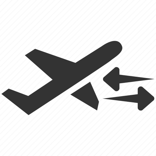 air plane, airport transfer, logistics, shipping, transport, transportation, travel icon