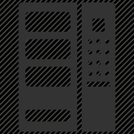 machine, vending, vending machine icon