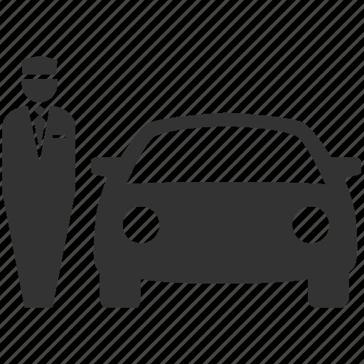 Valet Rental Car