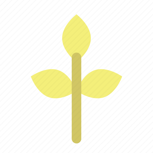 ecology, flower, garden, leaf, nature, plant icon