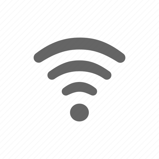 free wifi, internet, wave, wifi icon