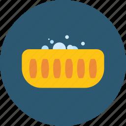 bath, enjoying, hot, jacuzzi, relaxing, warm, water icon