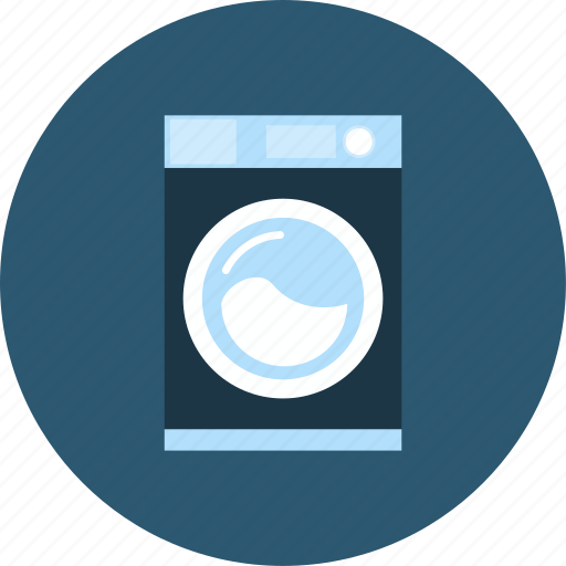 clean, cleaning, housekeeping, machine, wash, washing icon