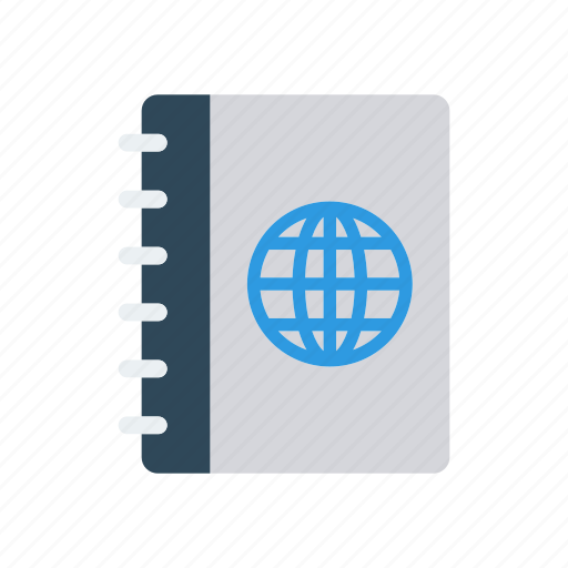 Book, global, reading, world icon - Download on Iconfinder