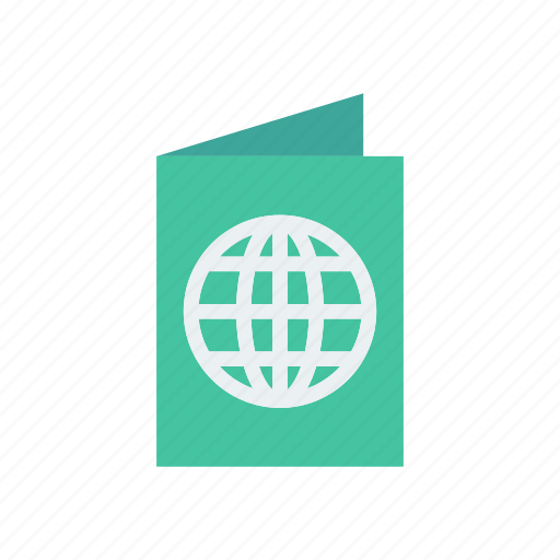 Card, flyer, page, world icon - Download on Iconfinder