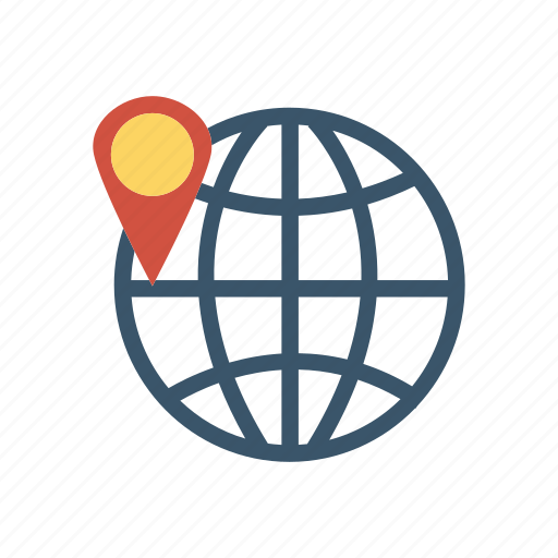 Global, location, map, world icon - Download on Iconfinder