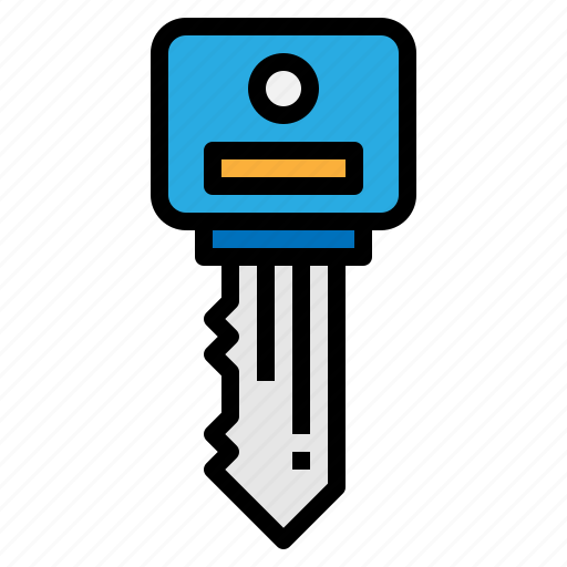 key, password, room, security icon