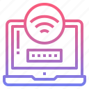 connect, hotspot, service, wifi icon