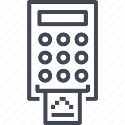 doors, electronic, key, lock, system, unlock icon