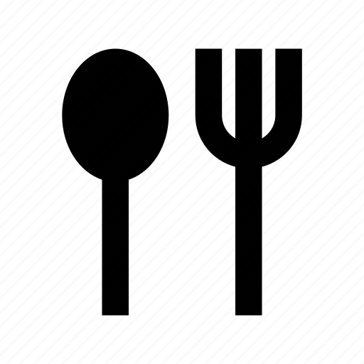 Cutlery, eating utensils, fork, spoon, utensils icon - Download on Iconfinder