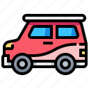 car, rent, transport, transportation, vehicle icon