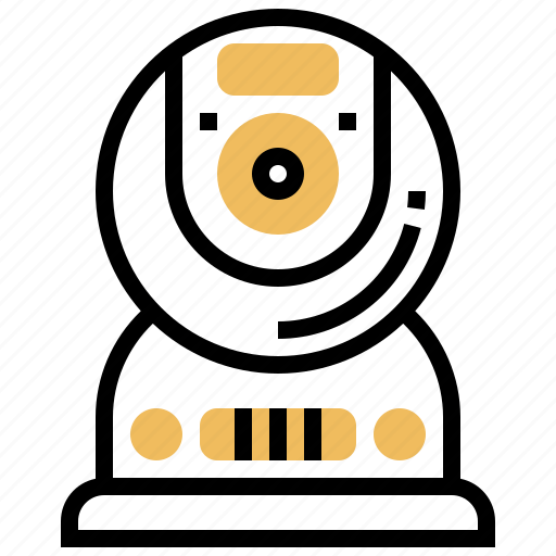 Camera, circuit, closed, security, surveillance icon - Download on Iconfinder