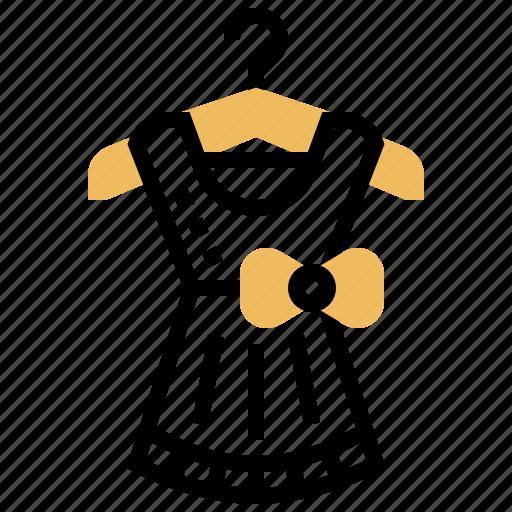 closet, clothing, dress, hangers, wardrobe icon