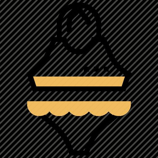Bikini, exercise, pool, swimming, swimsuit icon - Download on Iconfinder