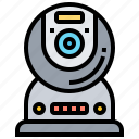 camera, circuit, closed, security, surveillance icon