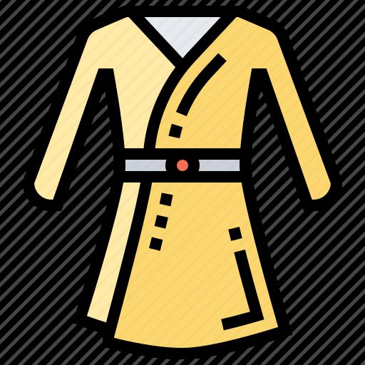 Bath, clothing, dress, hygiene, robe icon - Download on Iconfinder
