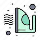 iron, ironing, steaming icon
