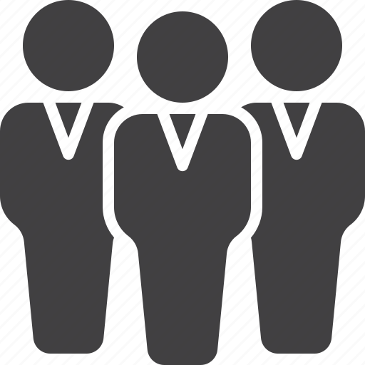 customers, group, people, team icon
