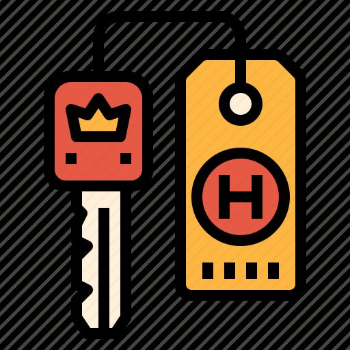 card, door, key, lock, security, suit, unlock icon