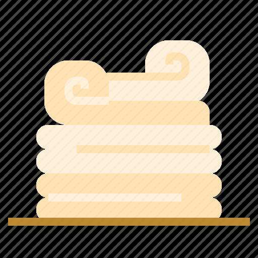 bath, bathroom, towel icon