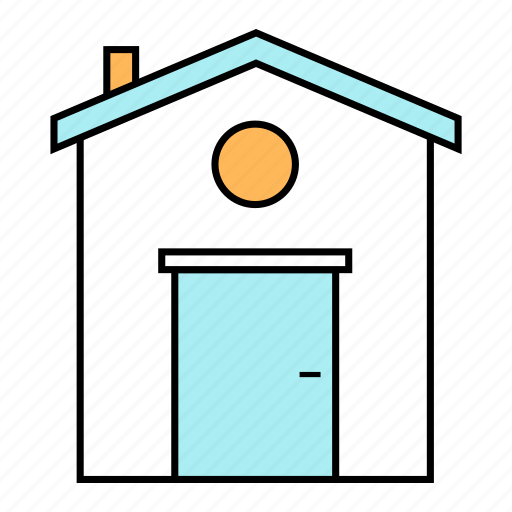 home, hotel, house, restaurant, service icon