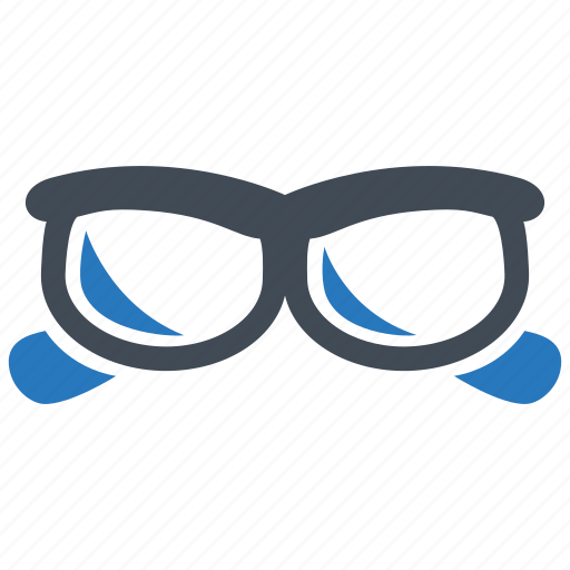 eyeglasses, glasses, spectacles, sunglasses icon