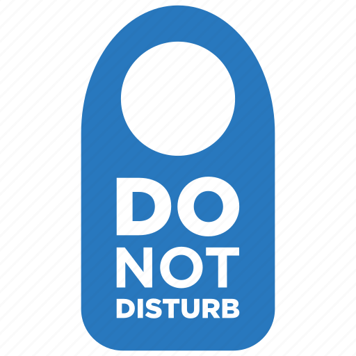 Do Not Disturb Hanger