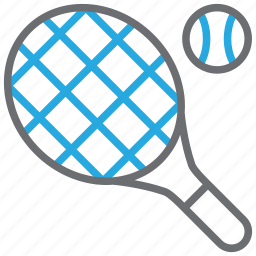 ball, game, play, racket, smash, sports, tennis icon
