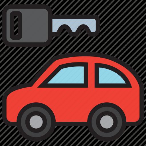 auto, car, rent, rental, transport, vehicle icon