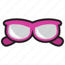 eye, eyeglasses, glasses, spectacles, sunglasses icon