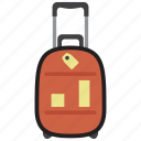 luggage, bag, baggage, suitcase, travel