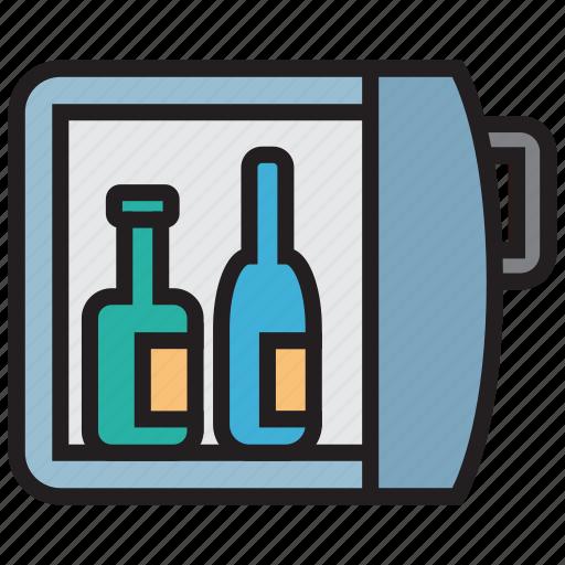alcohol, bar, bottle, wine icon